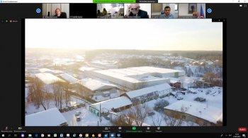 Встреча Бизнес-клуба Торгпредства Азербайджана в РФ в формате видеоконференции